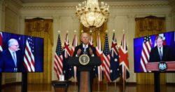 США, Австралия и Великобритания подписали новый военный пакт