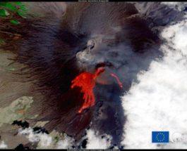 вулкан, Этна,