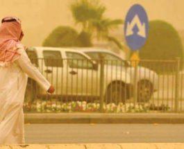 жара, Саудовская Аравия,