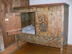 Почему средневековые европейцы спали в кроватях-ящиках?