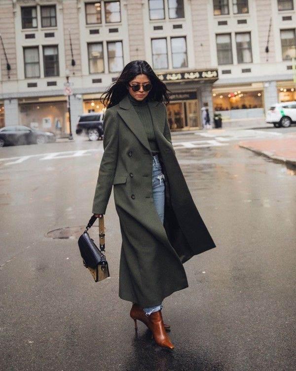 Пальто, модели, фигура,