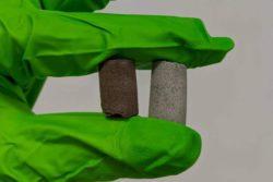 Астронавты смогут делать бетон на Марсе из крови и мочи