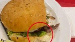 Боливийка нашла в гамбургере человеческий палец