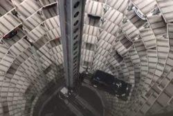 Рекордные парковки, которые вы должны увидеть: это настоящие чудеса инженерной мысли (Видео)