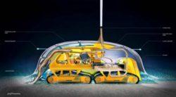 Таких подводных роботов мы еще не видели: они будут собирать полезные металлы со дна океана