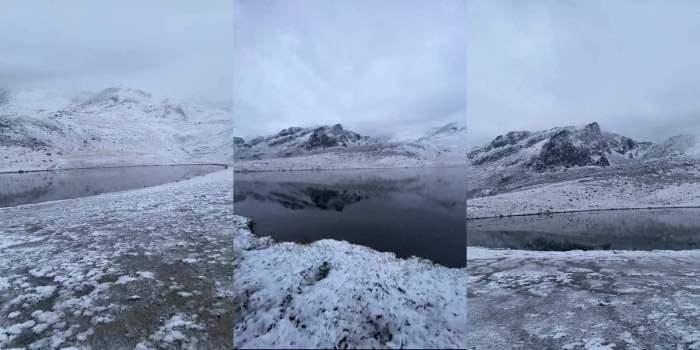снег, Турция,