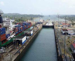 шлюз, Панамский канал,