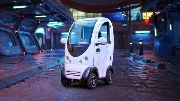 Alibaba, электромобиль,