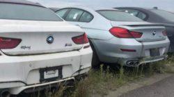 В Канаде «выбросили в мусор» несколько тысяч новых BMW и MINI