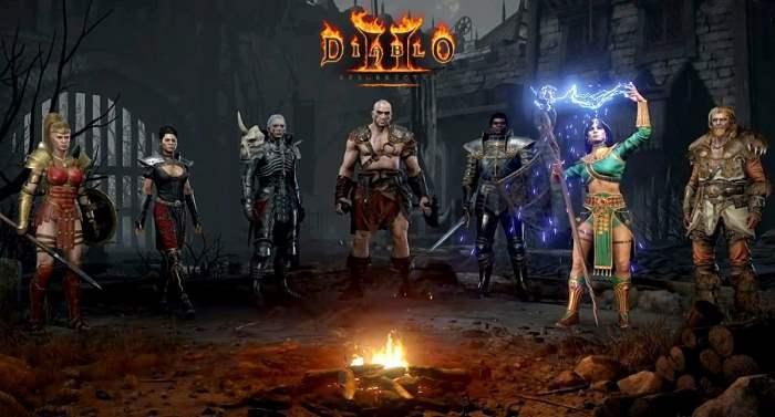 Blizzard, Diablo 2,