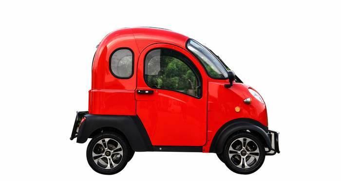 ElectricKar K5, электромобиль, Китай,