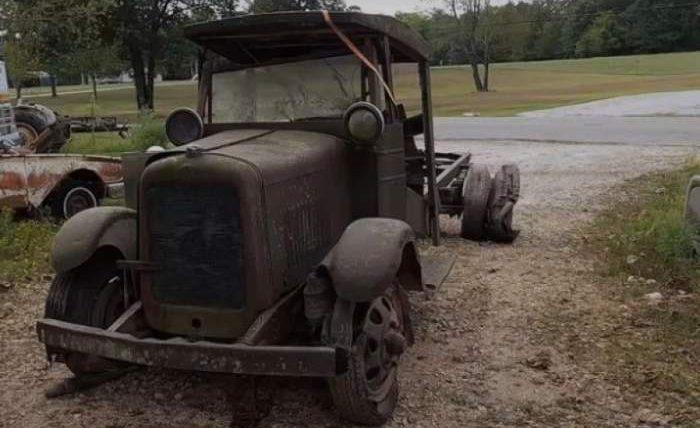 GMC, 1929, грузовик,