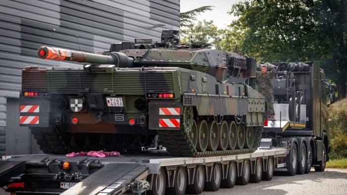 Leopard 2A7V, танк, Германия,