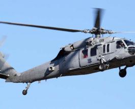 MH-60S, вертолет, ВМС США,