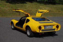 «Феррари из ГДР»: Melkus RS 1000 с 1,3-литровым двухтактным двигателем V6