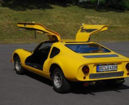 Melkus RS 1000, спорткар, ГДР,