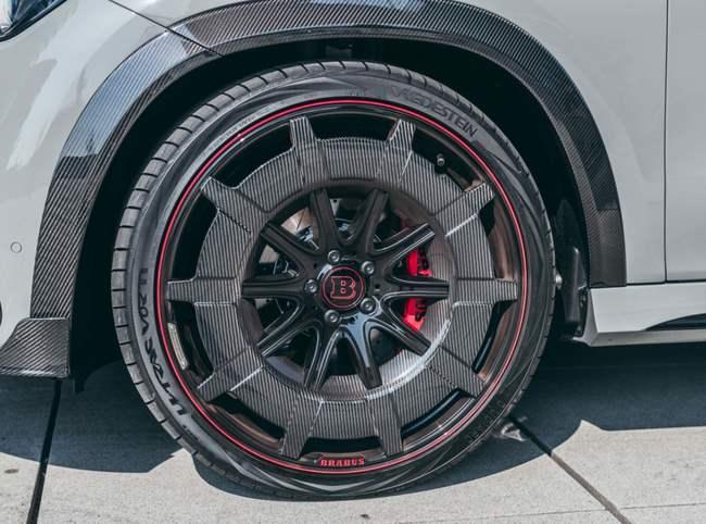 Mercedes-Benz, Brabus 900 Rocket Edition,