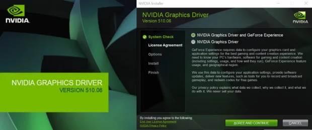 NVIDIA 510.06 WSL, драйвера, NVIDIA,