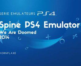 PS4, хакеры, эмулятор, PlayStation 4,