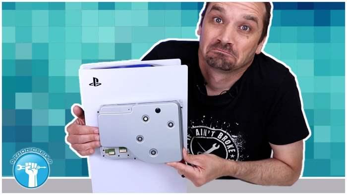 PlayStation 5, PS5, прошивка, дисковод,