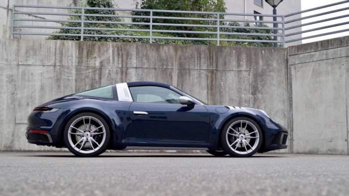 Porsche 911 Targa от Ares Design, Porsche 911,
