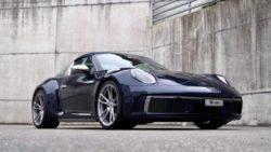 Porsche 911 Targa от Ares Design — уникальная красота