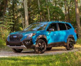 Subaru Wilderness, внедорожник,