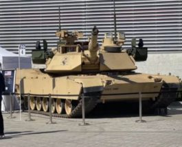 Trophy, Abrams, танк, активная защита,