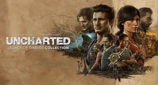 Uncharted, ПК,