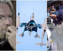 Virgin Galactic, Ричард Брэнсон,