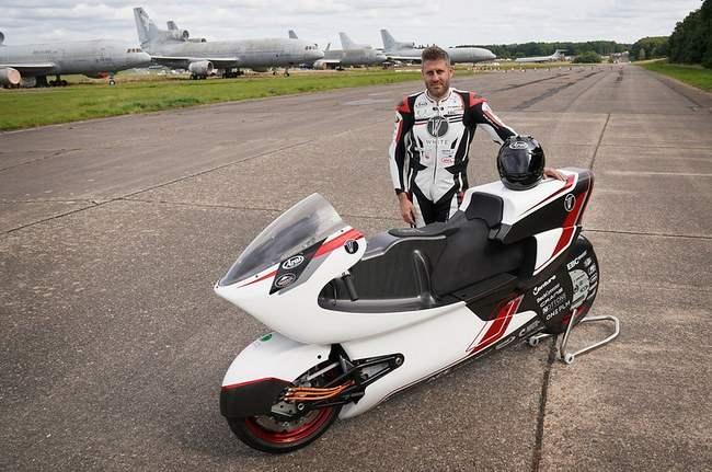 WMC250EV, мотоцикл,