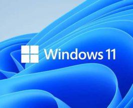 Windows 11, дата выхода, 5 октября 2021 года,