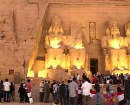 Абу-Симбел, Рамзес II, храм,