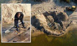 На берегу Балтийского моря найден обломок корабля XIX века: то, что было раскопано, не ожидалось даже специалистами