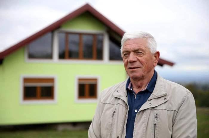 Босния, дом, вращающийся дом,