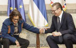 Сербия чествует Джонни Деппа как национального героя (ВИДЕО)