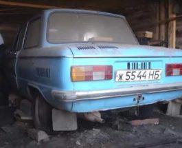 Запорожец, ЗАЗ 968,