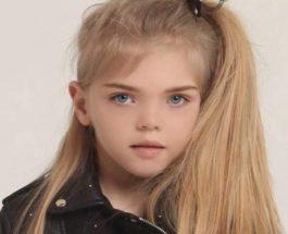 Зоя Кукушкина, модель, ребенок,