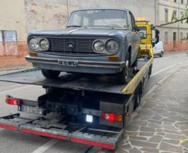 Италия, автомобиль, 47 лет, Lancia Fulvia,