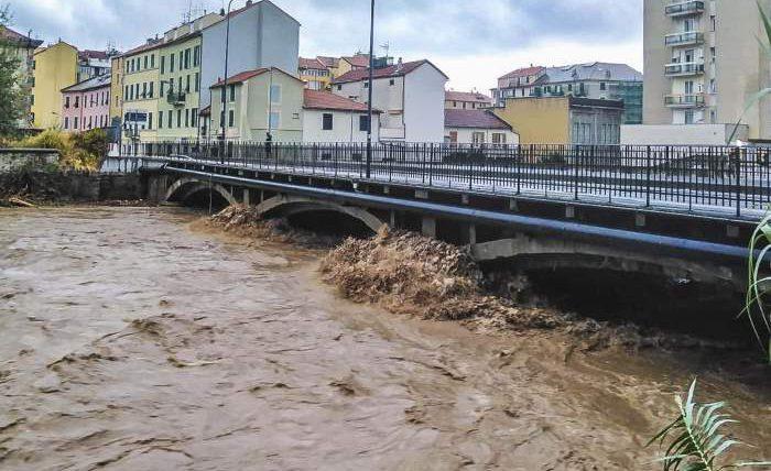 Италия, наводнения,