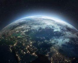 Кислород, Земля,
