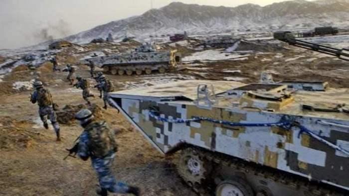 Китай, Индия, войска,