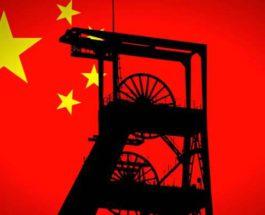 Китай, угольные шахты, добыча угля, энергетика,