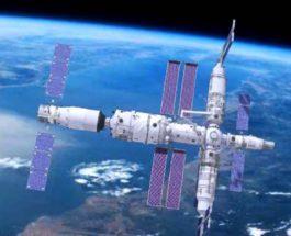 Космический корабль Китая, Шэньчжоу-13, Китайская орбитальная станция,
