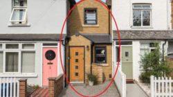 Ширина этого дома всего 2,4 метра, его стоимость 650 000 фунтов стерлингов, но если заглянуть внутрь … ФОТО