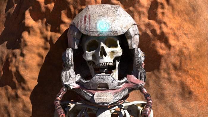 Марс, труп, тело,