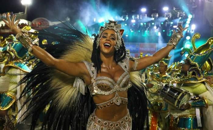 Рио-де-Жанейро, вакцинация, карнавал,