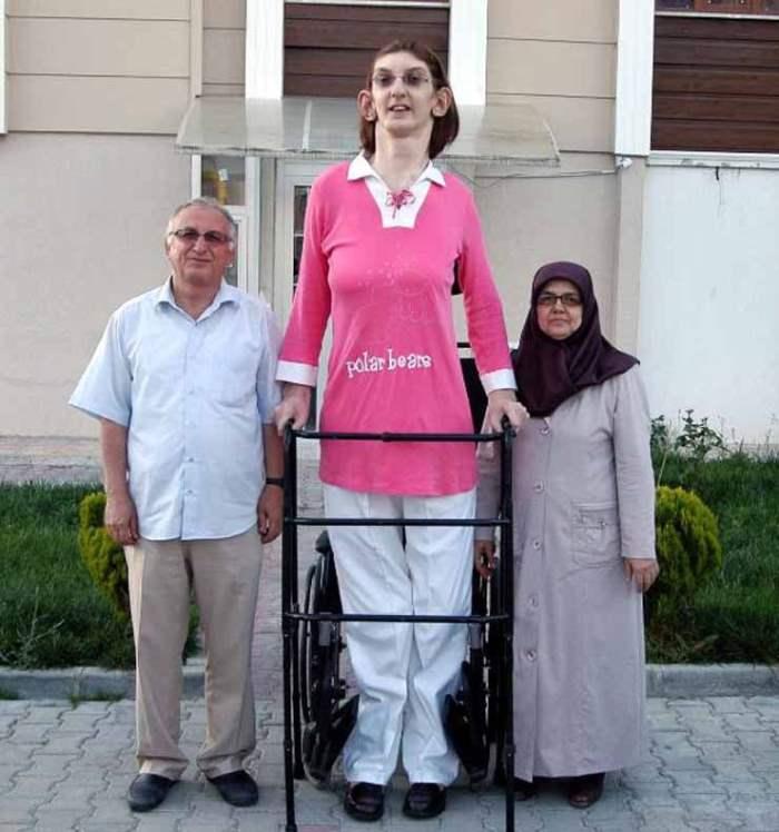 Румейса Гелги, самая высокая, Турция,