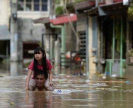 Тайфун, Филиппины,