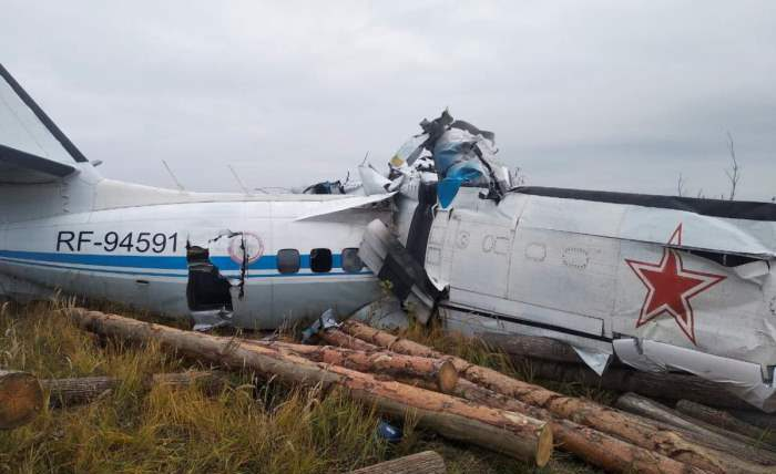 Татарстан, самолет, L-410,